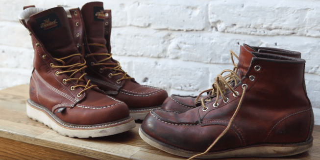 Red Wing Work Boots