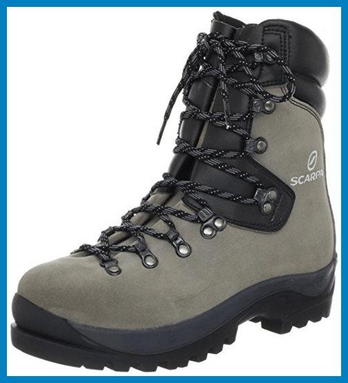 Scarpa Fuego Mountaineering Boot Warmest Climbing Boots