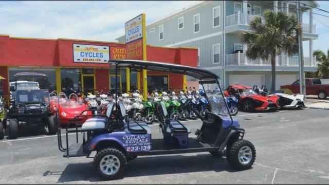 Golf Cart Rental