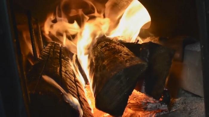Wood Fire Temperature