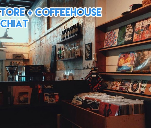 Best Vinyl Record Stores In Singapore