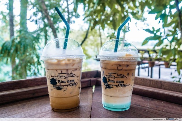 Rim Nam Cafe's coffee