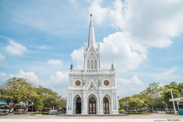 Visit the French gothic Nativity of Our Lady Cathedral