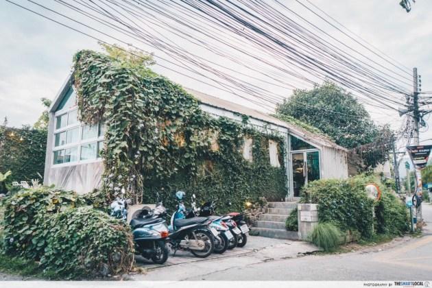 The Barn Eatery & Design Cafe - exterior
