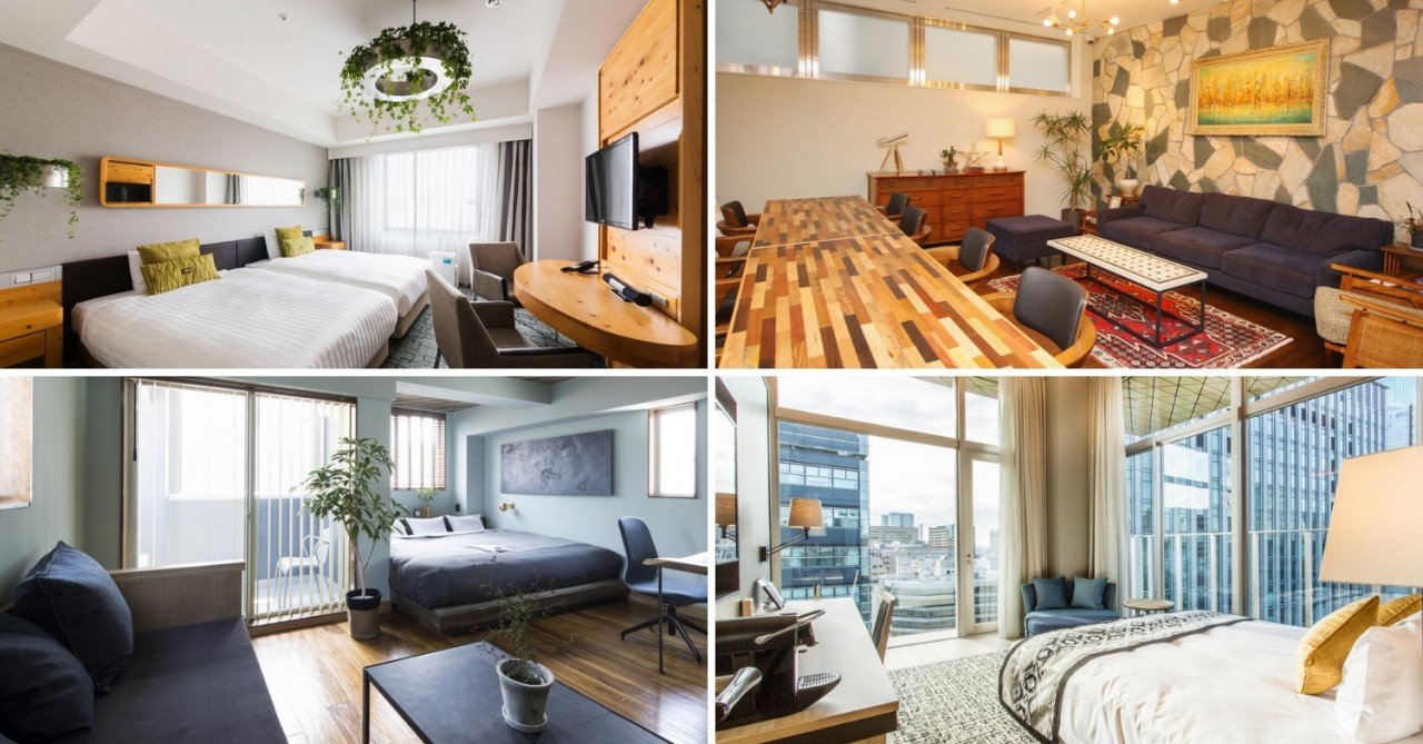 8 Hotels In Tokyo Conveniently Located Near Major Train