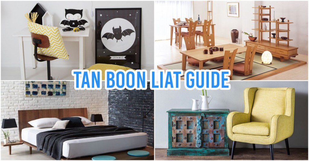 12 Tan Boon Liat Building Furniture Stores To Check Ou