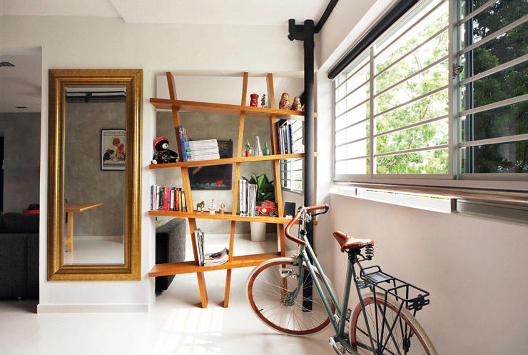 15 Singapore Homes So Beautiful You Won't Believe They're HDB