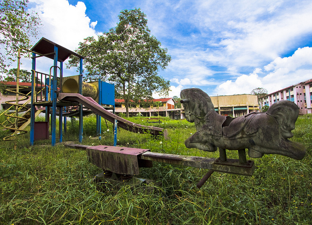 15 Abandoned Places In Singapore That Were Left For Dead  TheSmartLocal