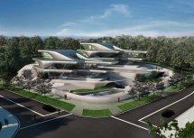 Zaha Hadid Architecture Houses