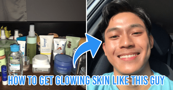 This M'sian Boy Is The Beauty Guru All Men Should Get Skincare Tips From On Twitter