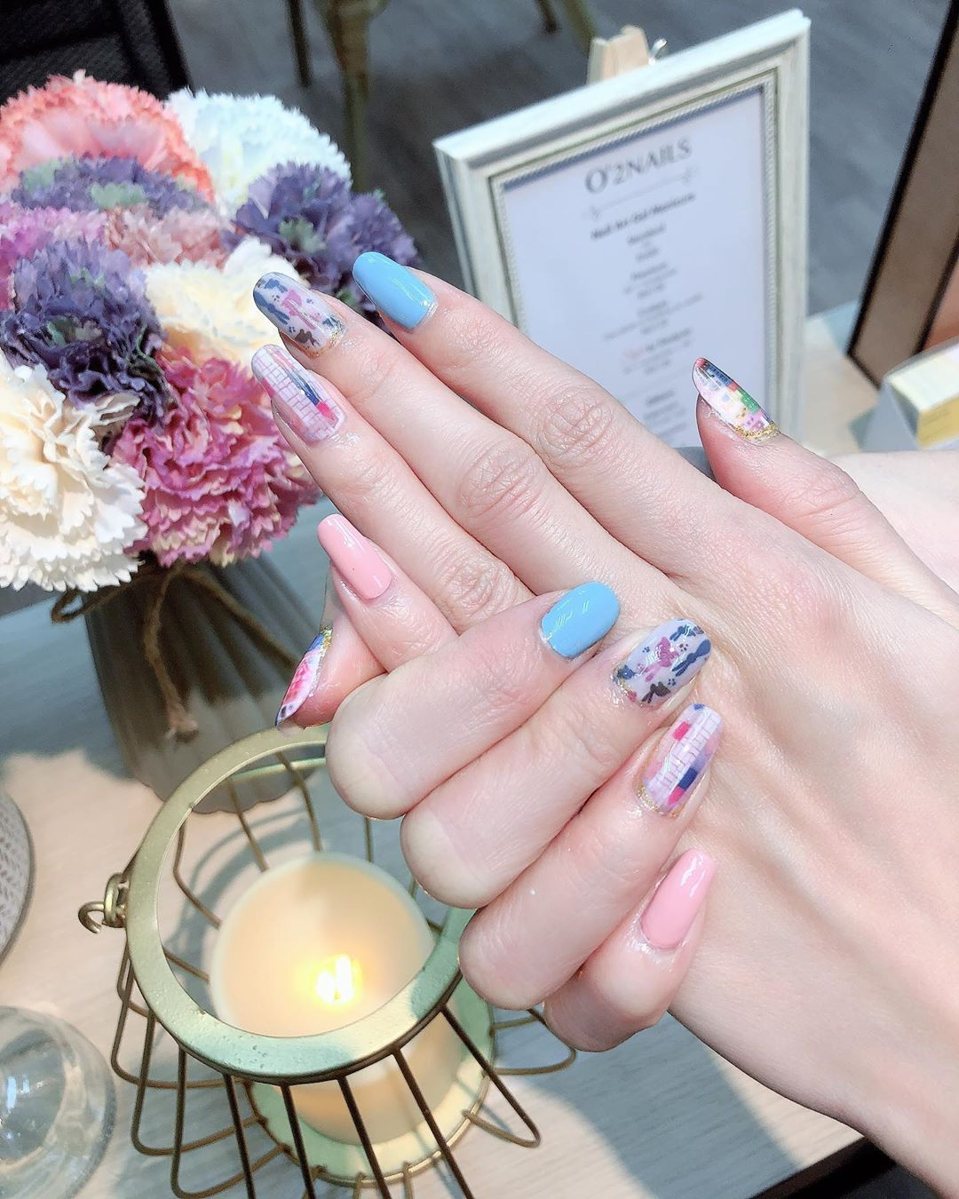 Matte Nail Salon Near Me : matte, salon, Salons, Classic, Manicure, Under