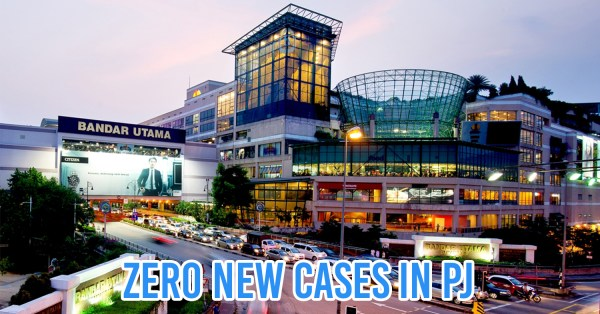 Petaling Has Zero COVID-19 Cases Recorded For The Past 2 Days, MCO Shows Favourable Results