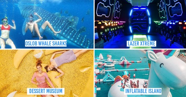 10 Interactive Attractions Around the Philippines Aside from Van Gogh Alive Manila
