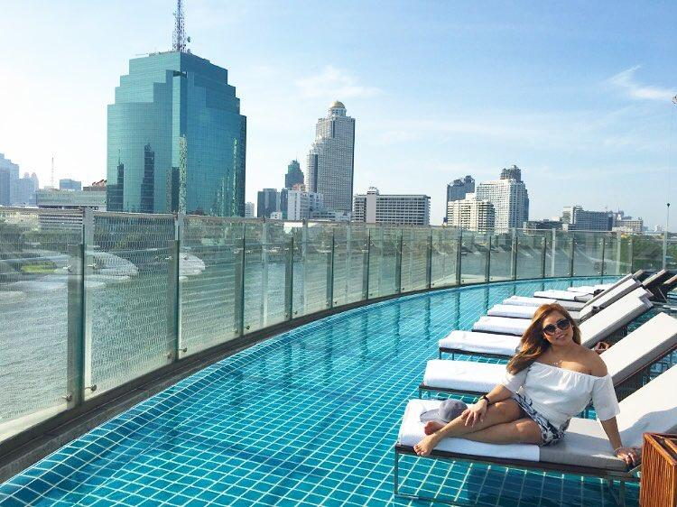 8 Bangkok Hotels With The Best Infinity Pools From 95 Per
