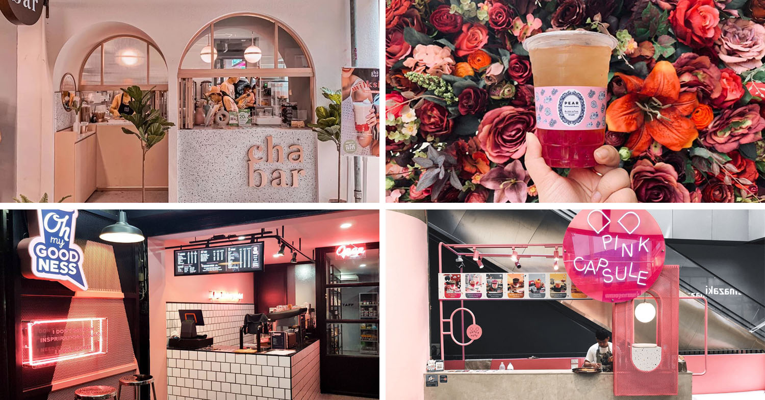 10 Healthy Bubble Tea Shops In Bangkok Bbt Addicts Can Visit Guilt Free