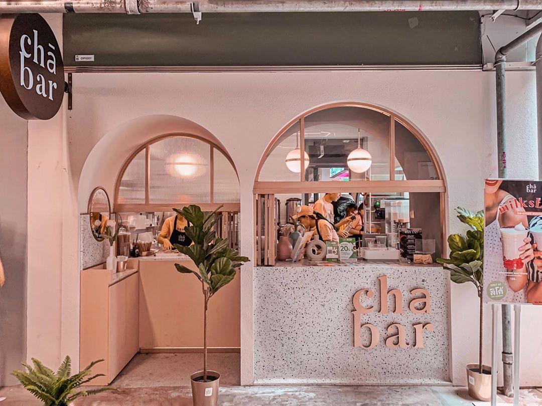 guilt-free bubble tea shops at cha bar