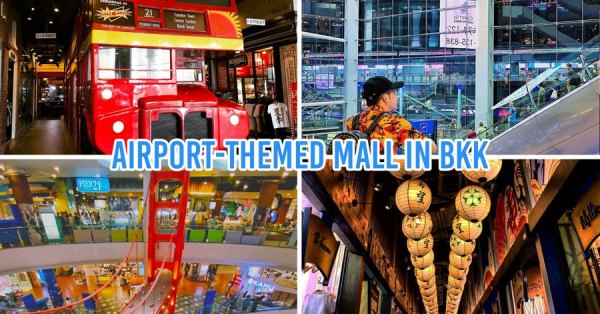 12 Must-Visit Bangkok Shopping Malls For First Time Visitors - Iconsiam, Siam Paragon, Terminal 21