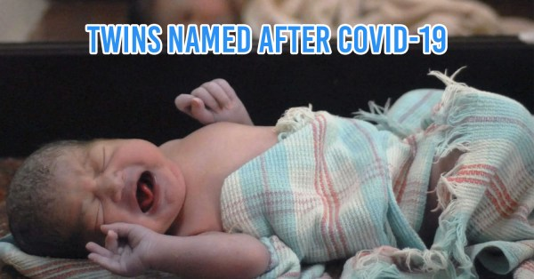 Parents Name Twins 'Corona' and 'Covid' To Commemorate Them Being Born During India's COVID-19 Lockdown