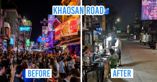 Khaosan Road - Bangkok's Once Vibrant Nightlife Hotspot Will Only Return To Normal In 2021