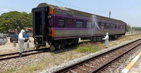 Man Found Dead On Train In Thailand, Tests Positive For COVID-19 Posthumously