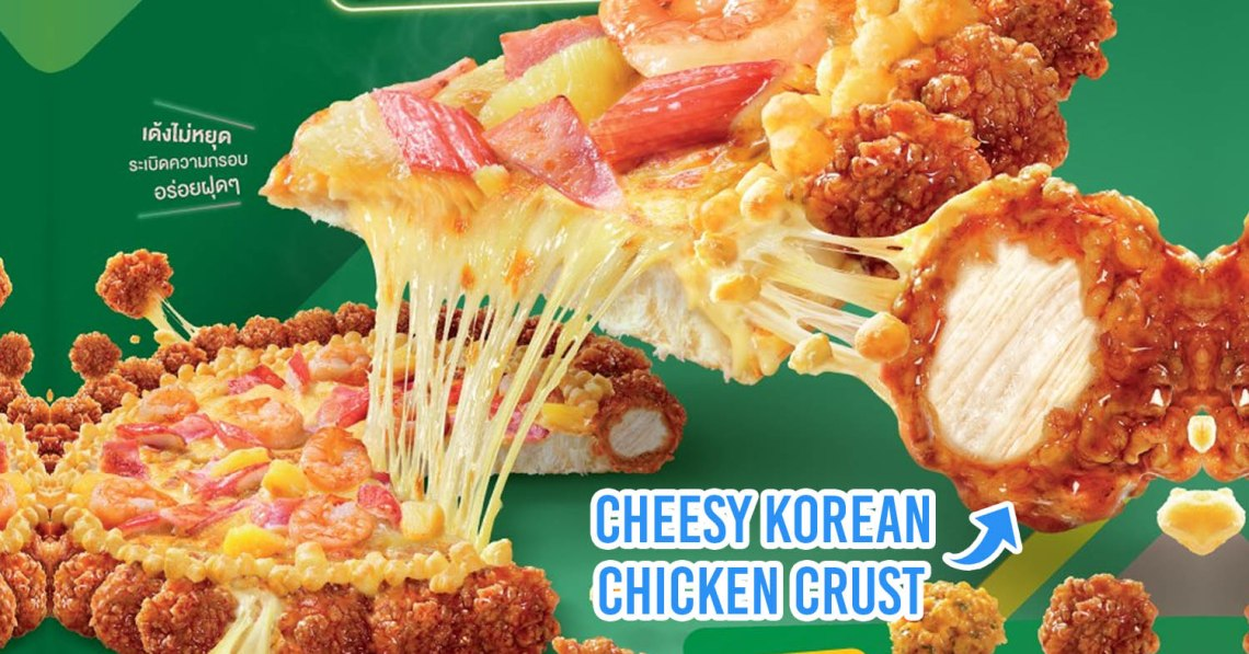 korean chicken crust