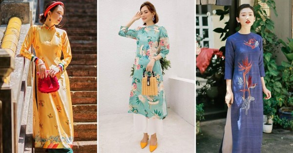 12 Áo Dài Brands That Are Modern, Chic & Mom-Approved For Tet