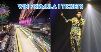 F1 Singapore 2018 - Cover Image