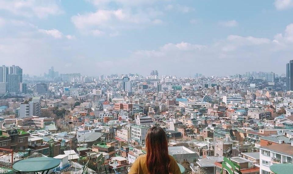 Seoul Restaurants view Korea - the 100 foodtruck view