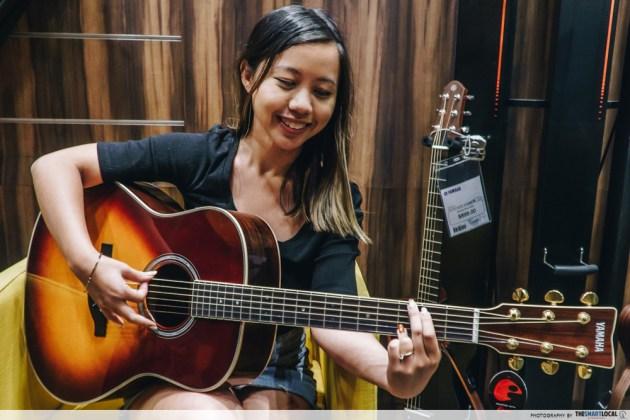 yamaha musical instruments sale