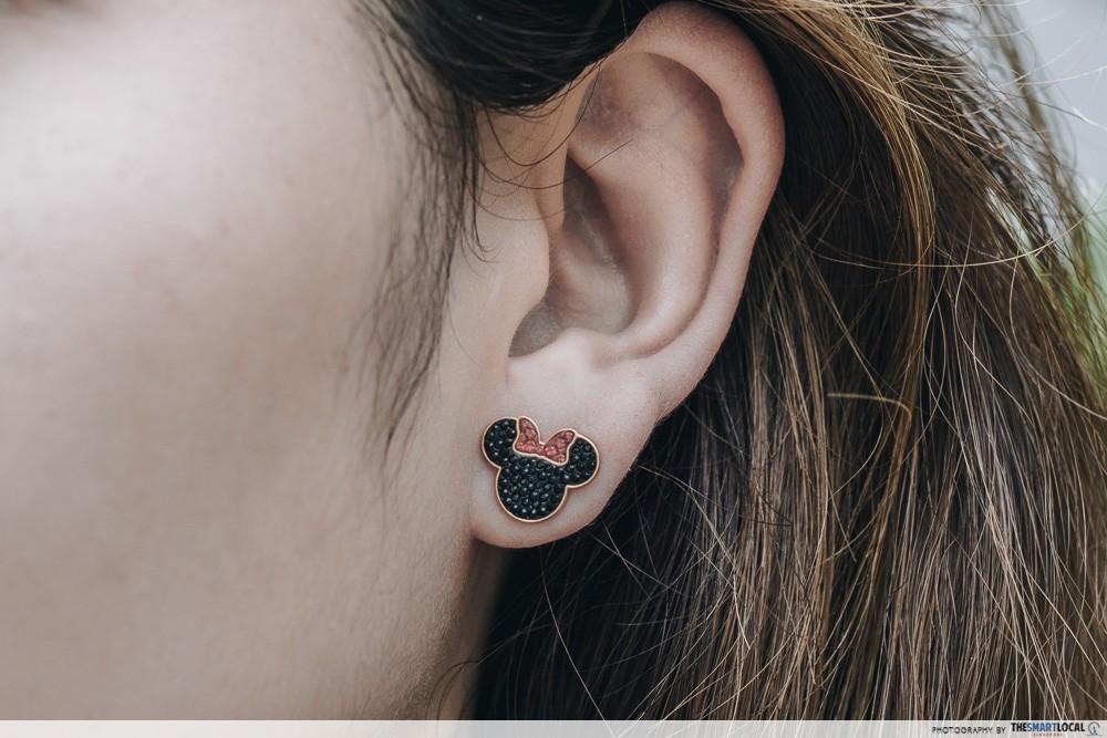 Swarovski - Minnie Earrings