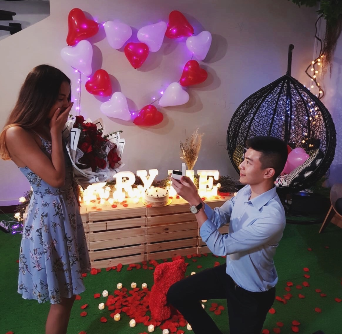 themed proposal setup idea planning service engagement venuerific