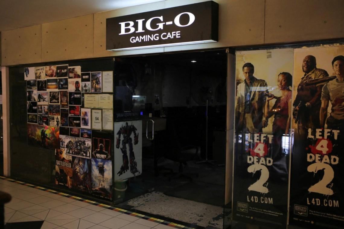 big o gaming cafe