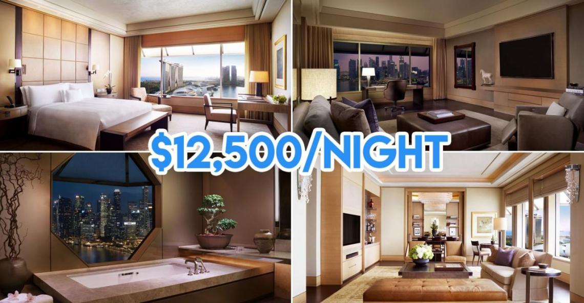 most expensive hotels singapore cover image