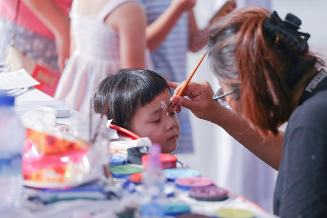 Wan Qing Mid-Autumn Festival 2018 - activities and workshops