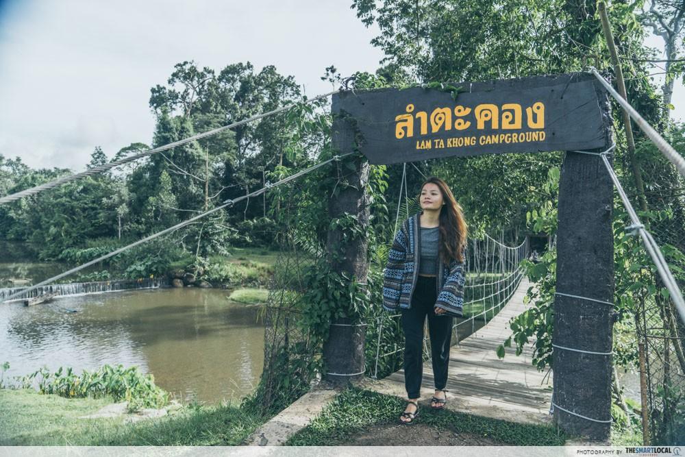 lam ta khong entrance