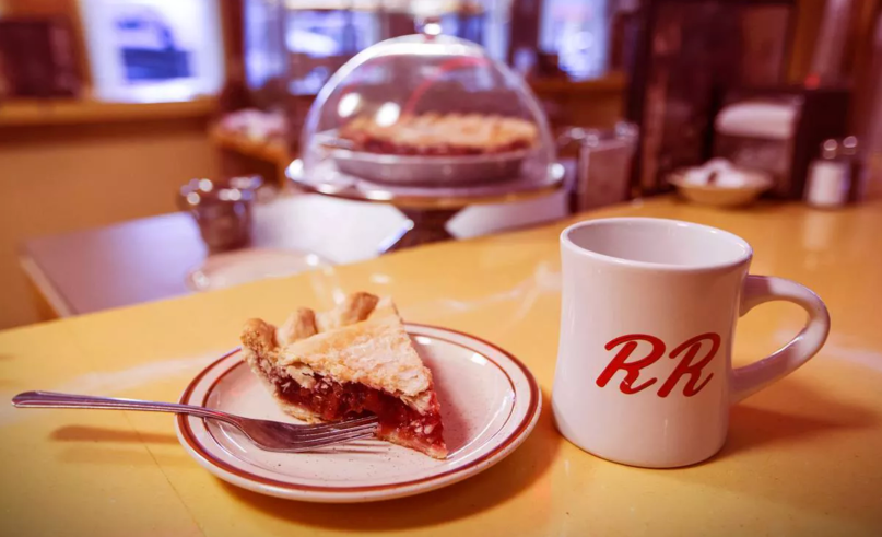 Seattle travel guide SIA - twedes cafe cheery pie damn fine coffee