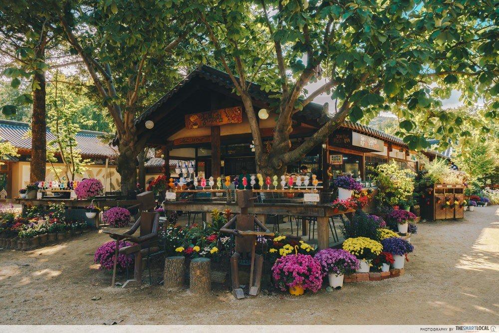 nami island shrine