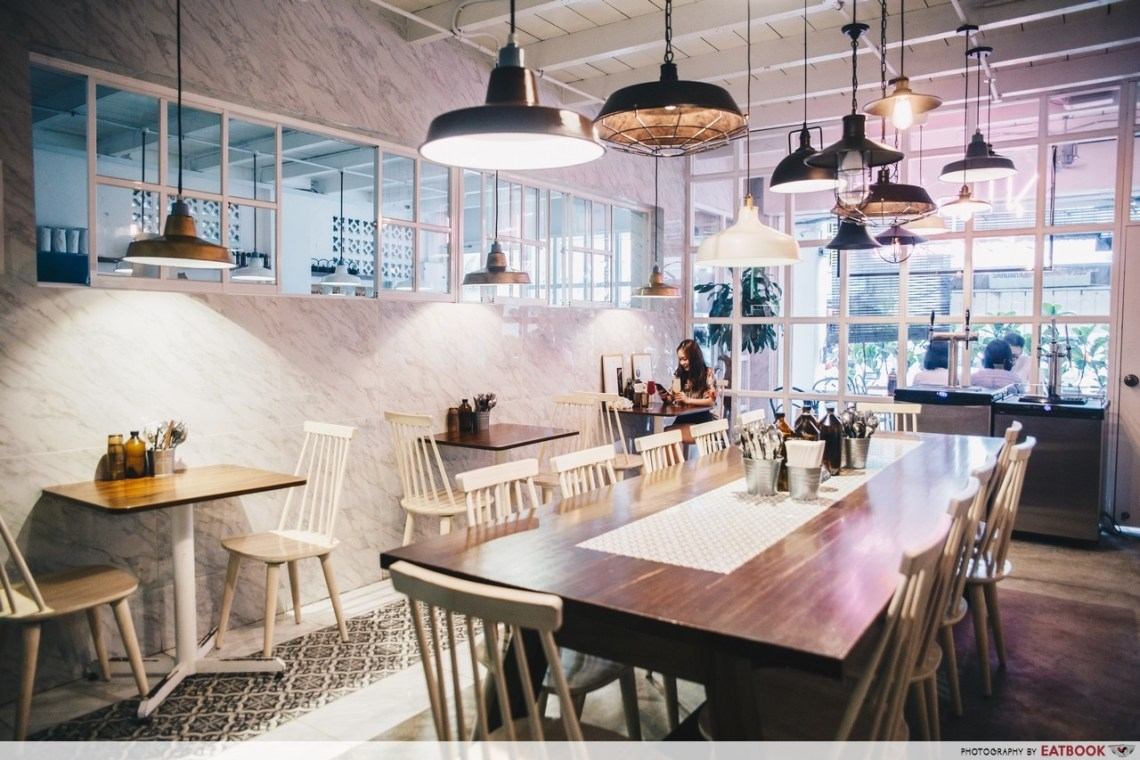 JB Cafes - The Replacement Lodge & Kitchen