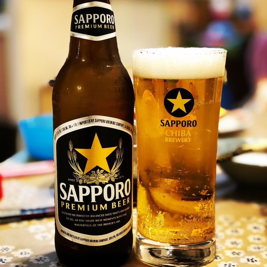 1-for-1 sapporo beer january 2019