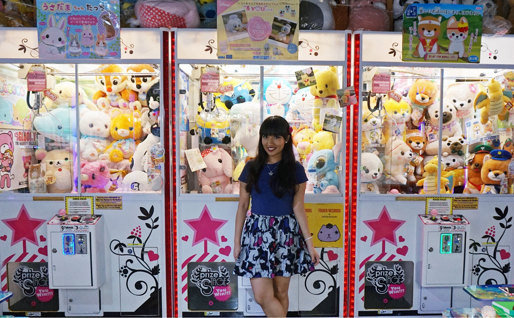 Claw Machines in Singapore, Cow Play Cow Moo
