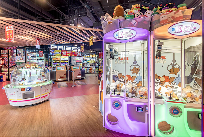 Claw Machines in Singapore, Timezone