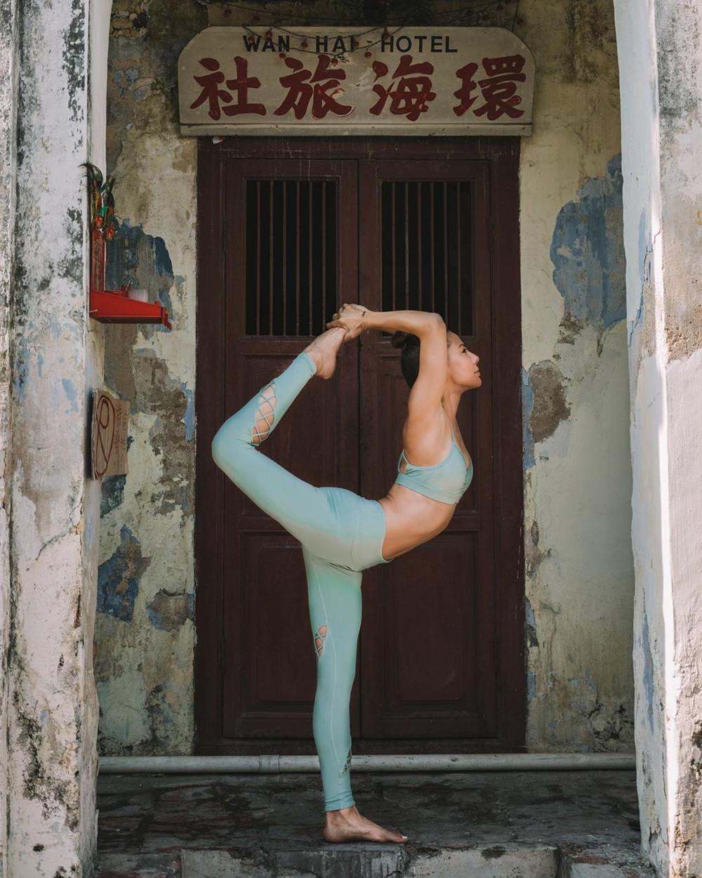 The Island Exchange - yoga