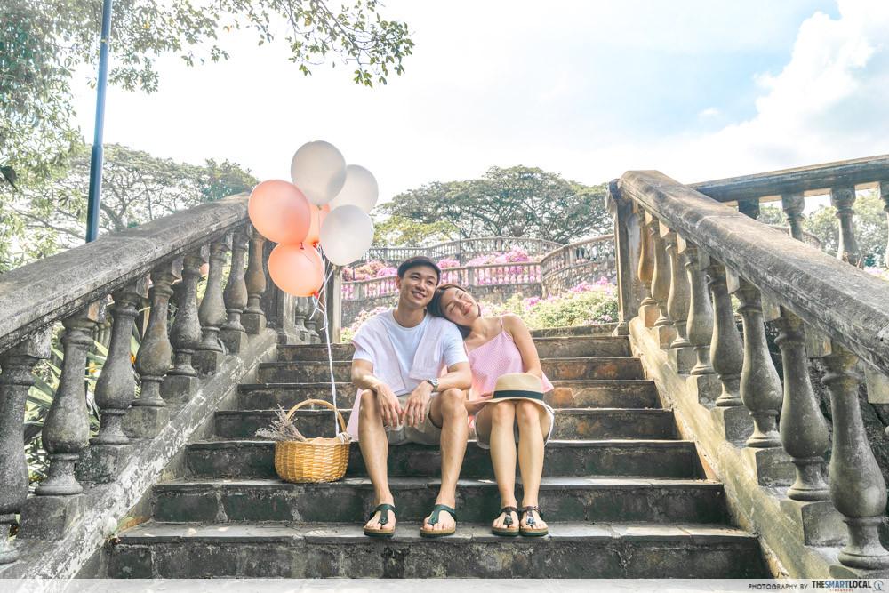 Picnic spots - Telok Blangah Hill Park