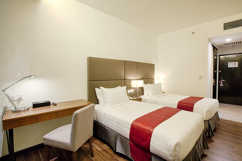 wp hotel rooms