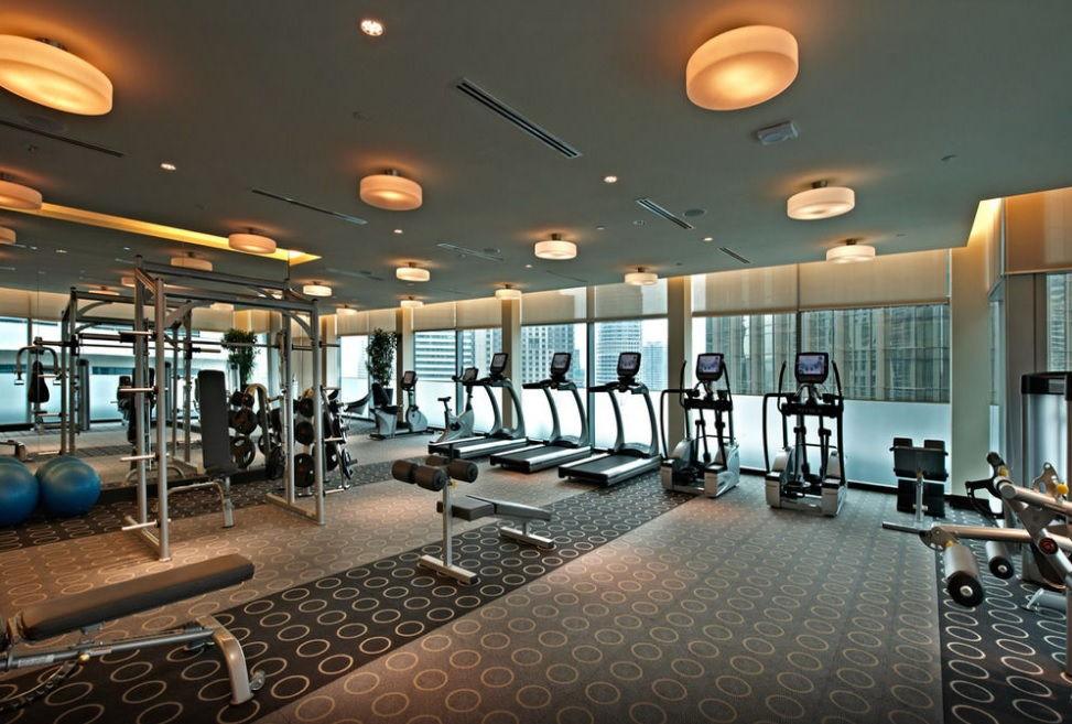 impiana klcc petronas gym