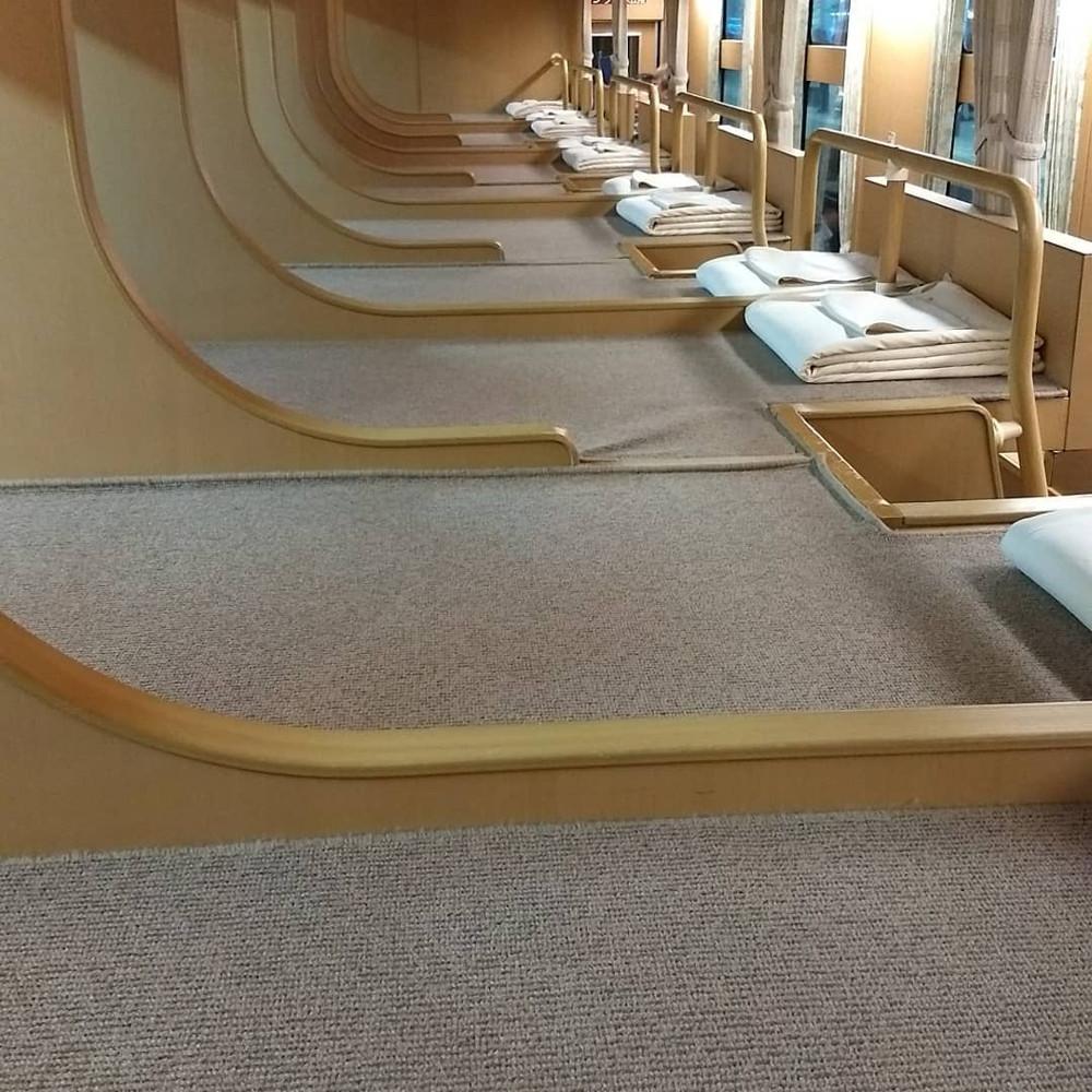 JR Pass - sleeper trains