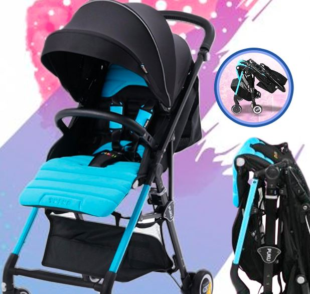 PUKU Twin stroller