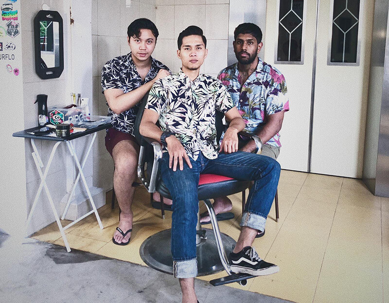 queenswealth male haircuts