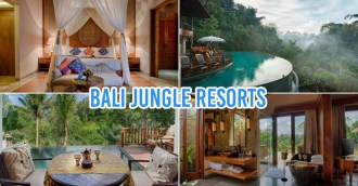 bali jungle resort eco resort hotel villa private pool