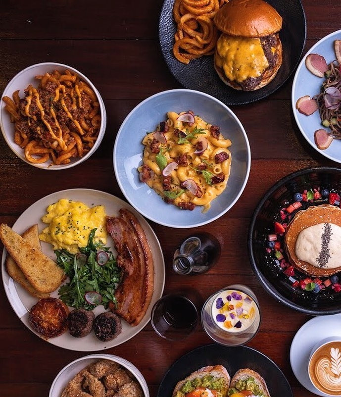 Cheeky - brunch cafe